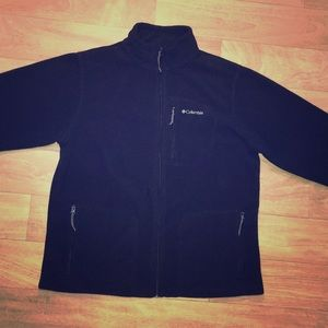 Columbia Zip-Up Fleece Jacket